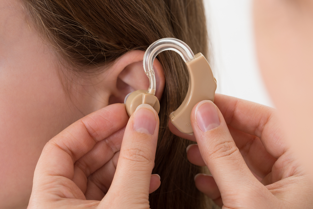 Improve the Quality of Life with Hearing Aids