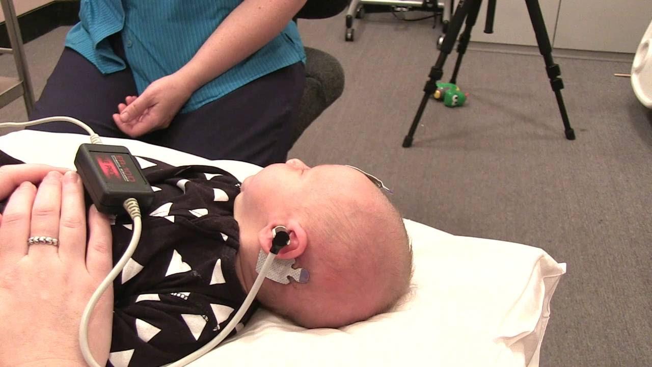 baby ear testing